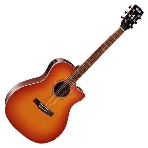 Cort Co-GA-MEDX-LVBS Elektroakusztikus gitárok