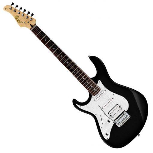 Cort Co-G250LH-BK Elektromos gitár