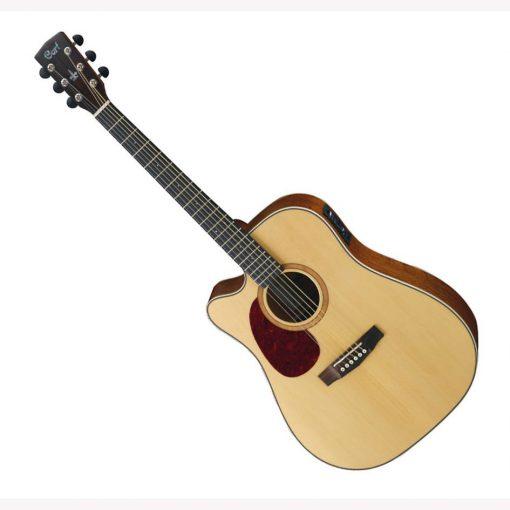 Cort Co-MR710FLH-NS Elektroakusztikus gitárok